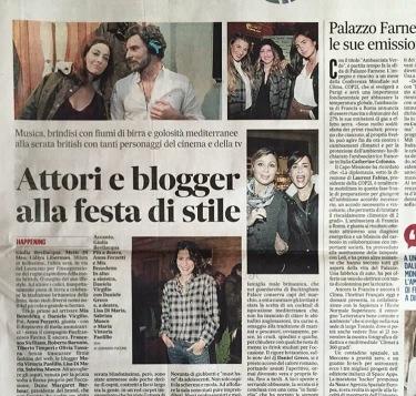 Press: BARBOUR